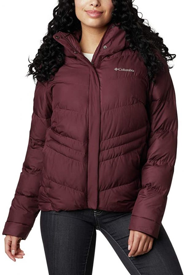 Columbia Women's Peak to Park Insulated Jacket, Water Resistant and Insulated