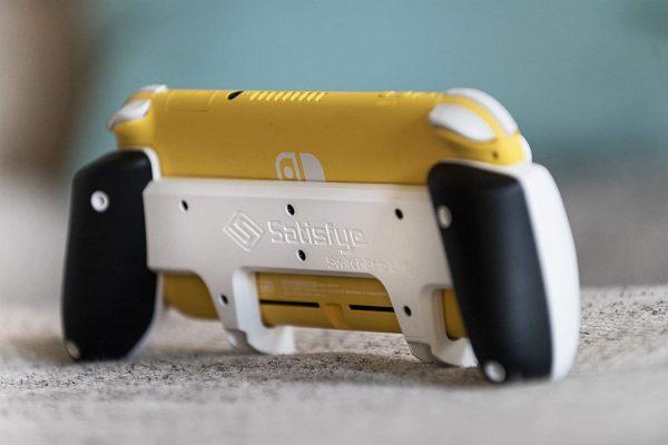 Compatible with Nintendo Switch Lite - Comfortable & Ergonomic Grip, Joy Con