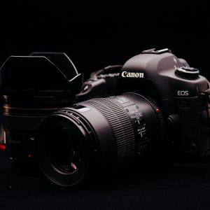 Canon EOS 4000D DSLR Camera with Canon EF-S 18-55mm F/3.5-5.6 III Zoom Lens + Case + 32GB SD Card (15pc Bundle)
