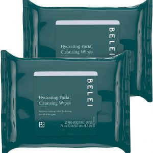 Belei by Amazon: Hydrating Facial Cleansing Wipes