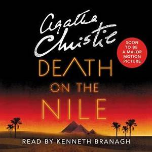 Death on the Nile: Hercule Poirot Mysteries – Audiobook