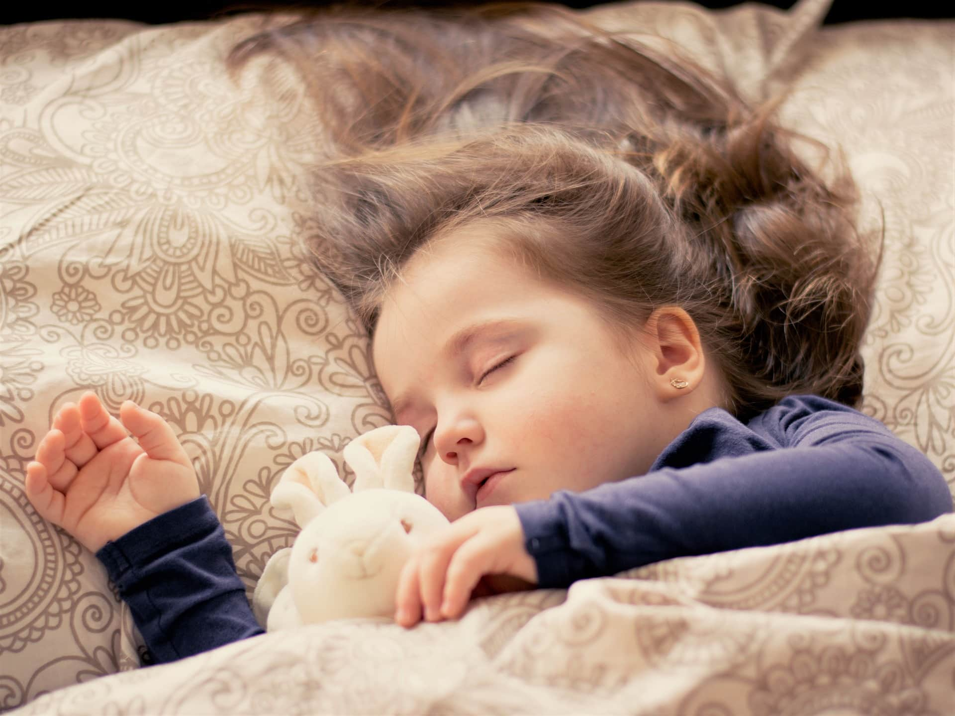 Sleep Struggles – Why Do Children Cry As They Learn How To Sleep