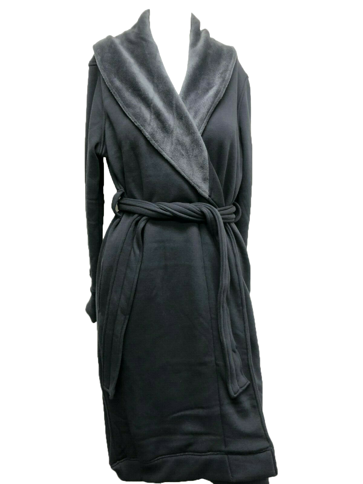 UGG Australia Women's Duffield Robe Spa UA4101W Collar Belted Shawl Long